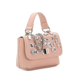 Steve Madden bejeweled small purse